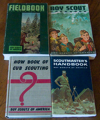 Boy Scout Books